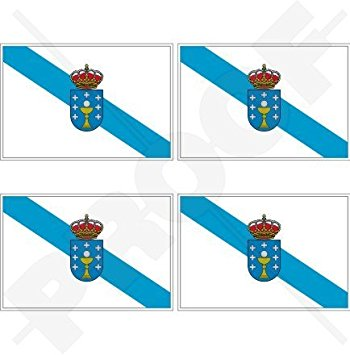 Amazon.com: GALICIA Galician Flag SPAIN Spanish 2