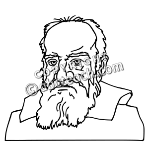 Gallery For > Galileo Clipart.