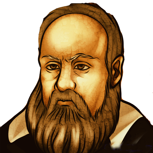 Free Galileo Galilei Clip Art.