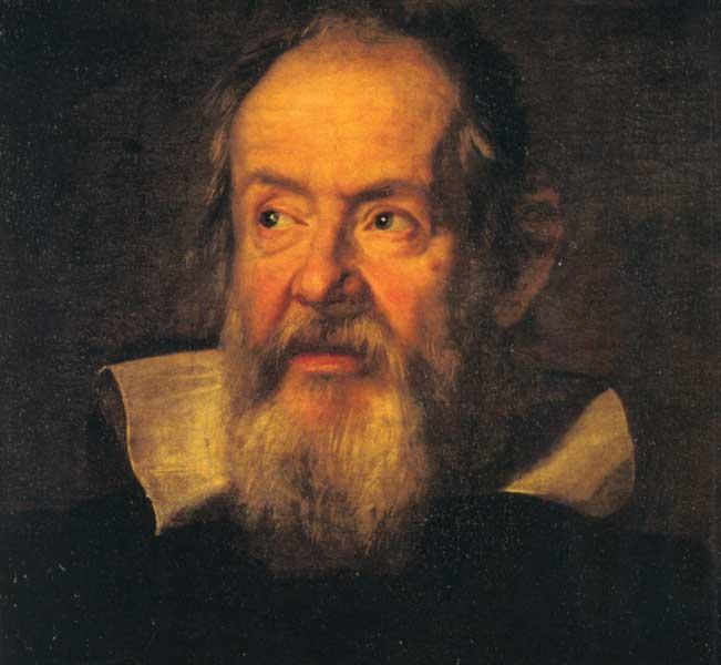 Galileo Clipart.