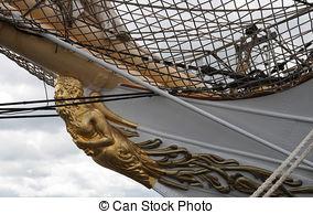 Bilder von Schiffe, Galionsfigur.