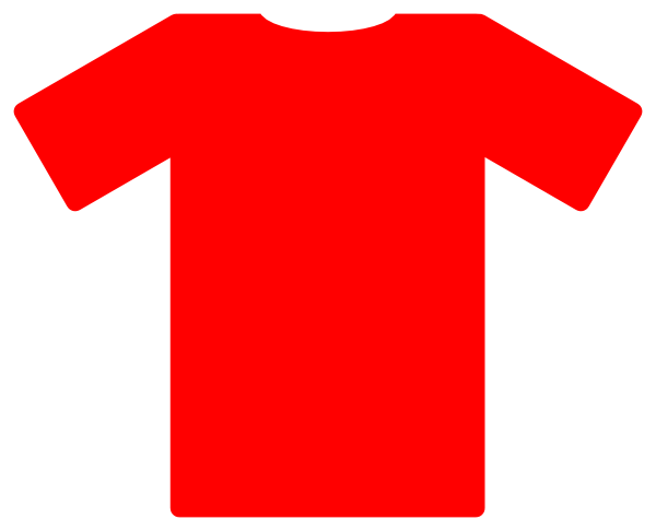 Red Soccer Jersey Clip Art at Clker.com.