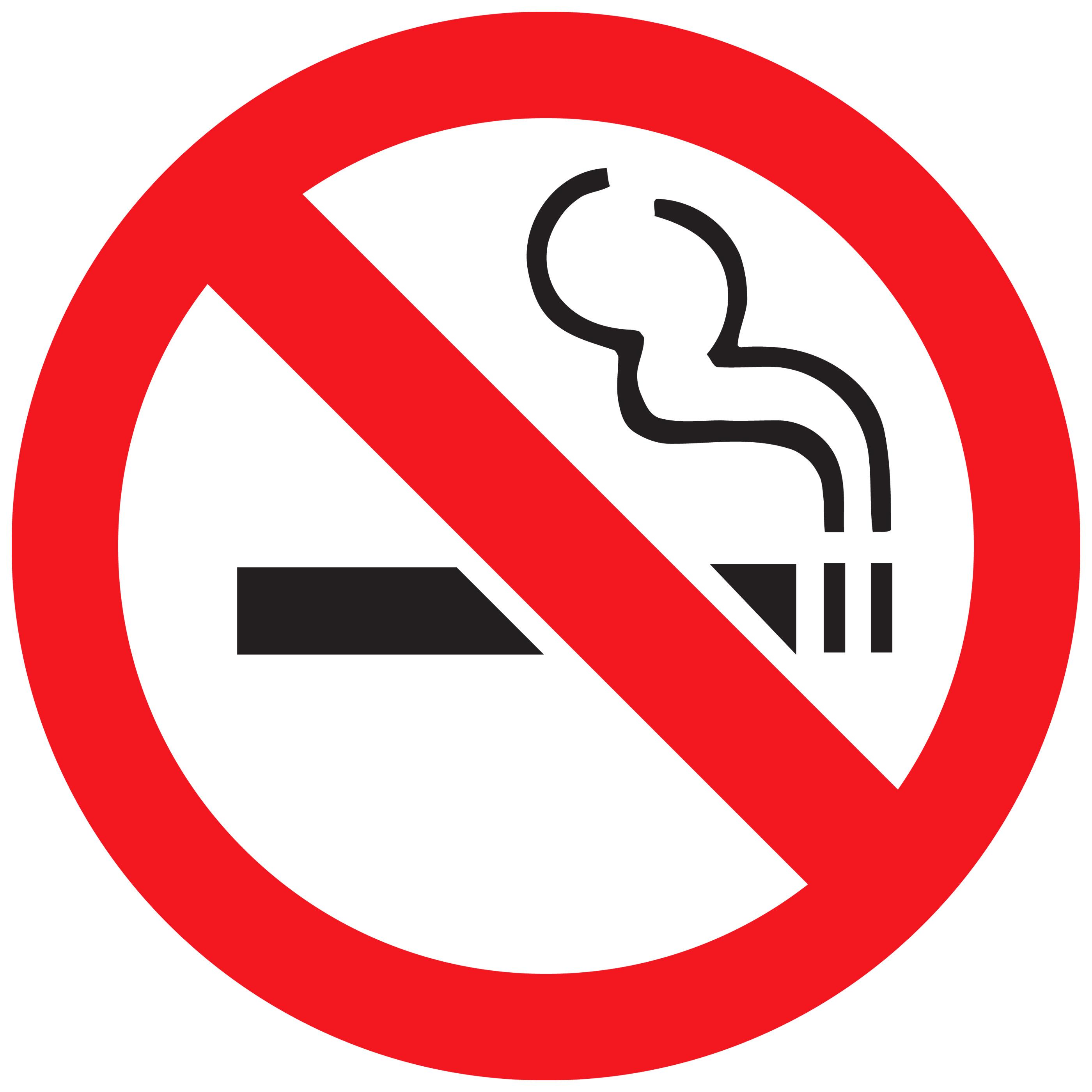 Smoke Free Hotels.