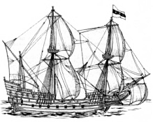 Galleon.