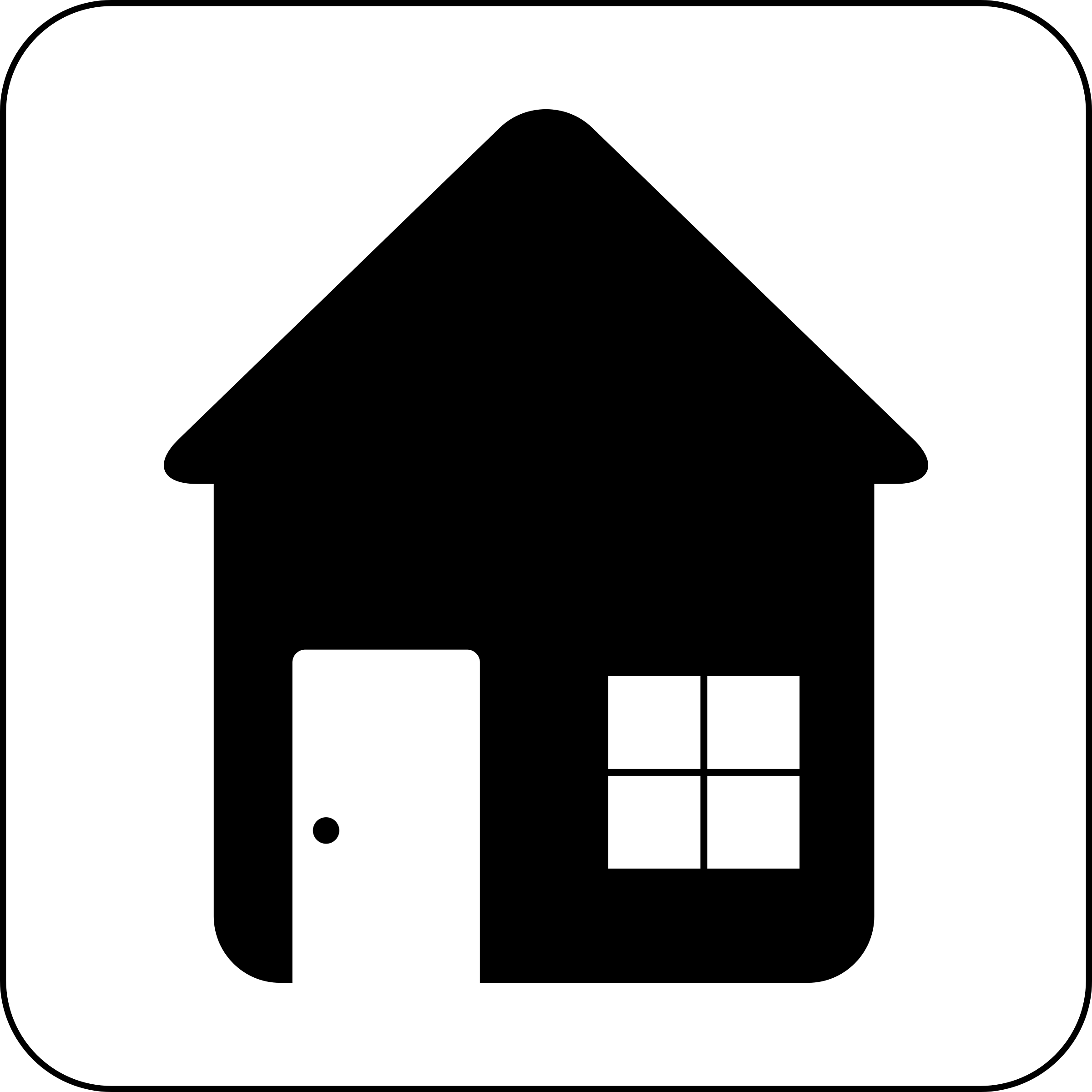 Free Download Of House Icon Clipart #194.