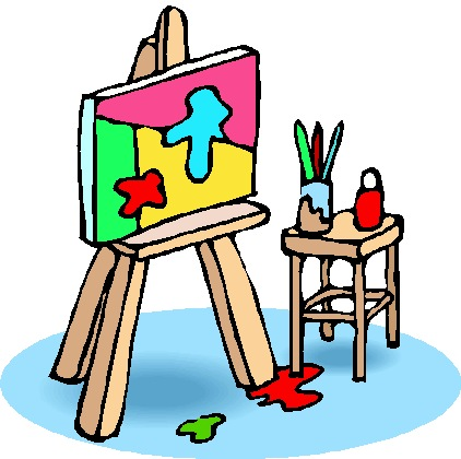 Painting Clipart.