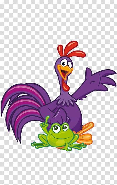 Rooster Galinha Pintadinha Chicken Borboletinha Printing.