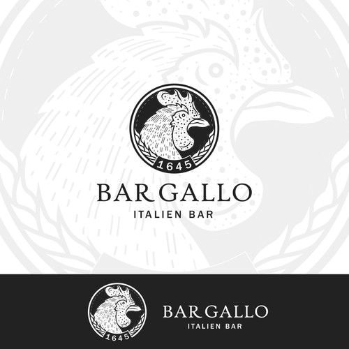 Bar Gallo Logo.