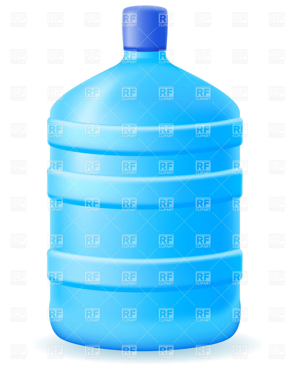 Water Gallon Clipart.