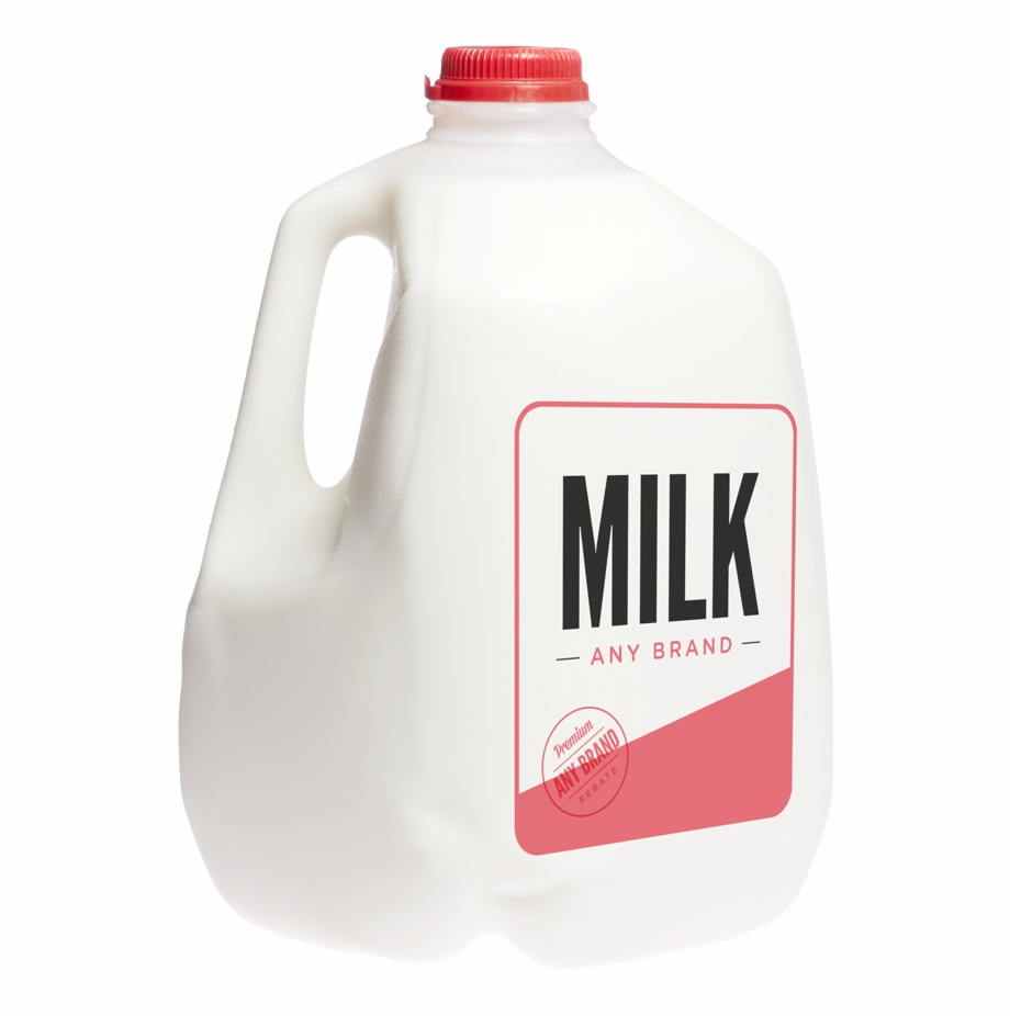 Gallon Of Milk Png , Png Download.