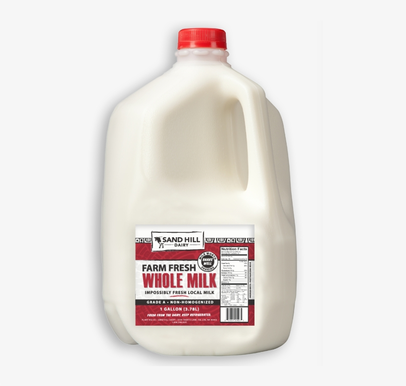 Gallon Milk Png.