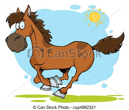 Gallop Illustrations and Clipart. 3,348 Gallop royalty free.
