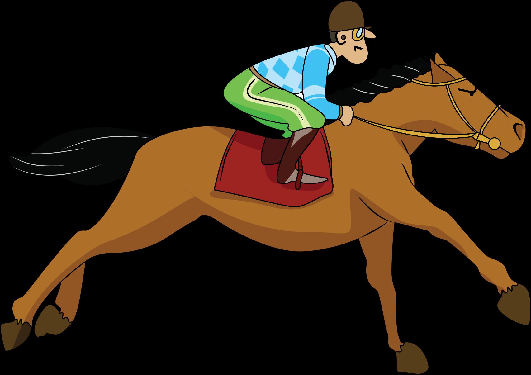 Gallop Clipart.