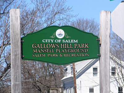 celebrity image gallery: Gallows Hill Salem.