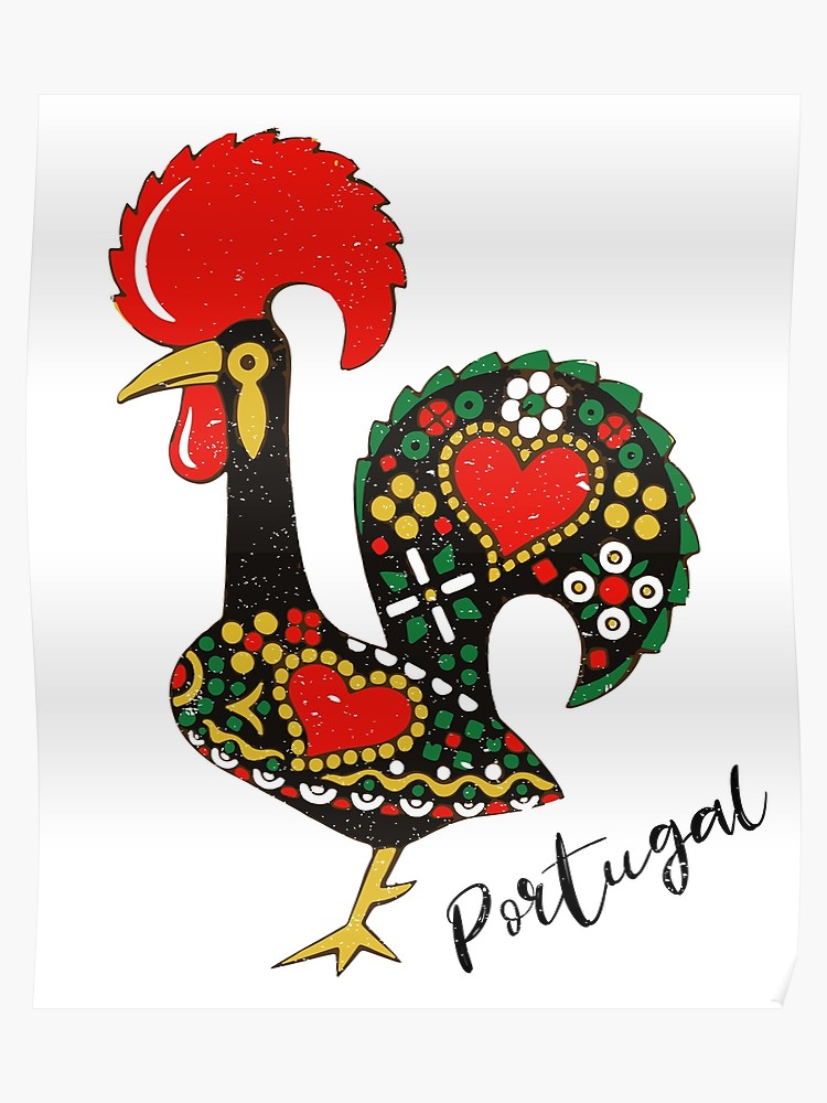 Galo de Barcelos Portuguese Rooster.