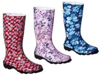 Adult Rain Boots.