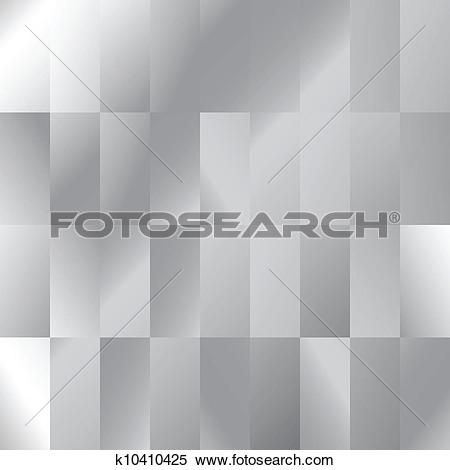 Clipart of Galvanized metal background k10410425.