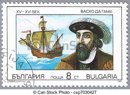 Picture of Portrait of Vasco da Gama.