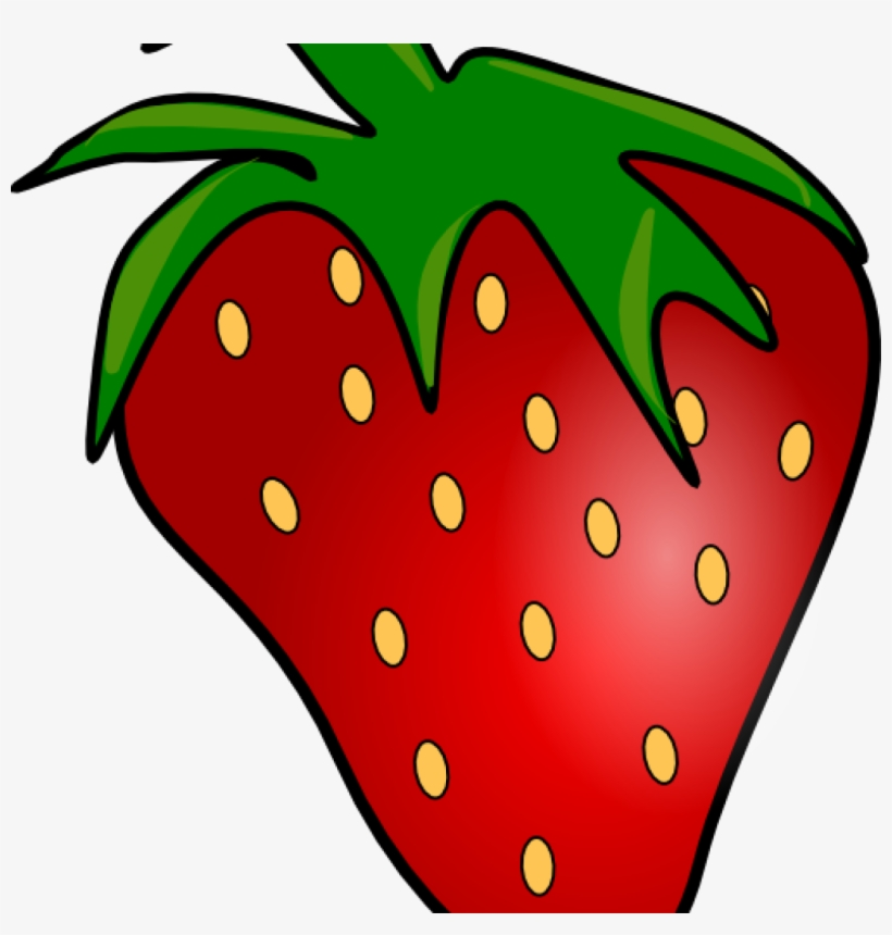 Strawberry Clipart Red Delicious Clip Art At Clker.