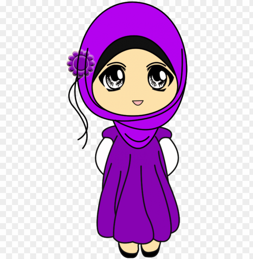 kartun muslimah clipart 10 free Cliparts | Download images ...