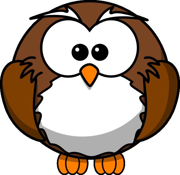 Gambar Animasi Owl.