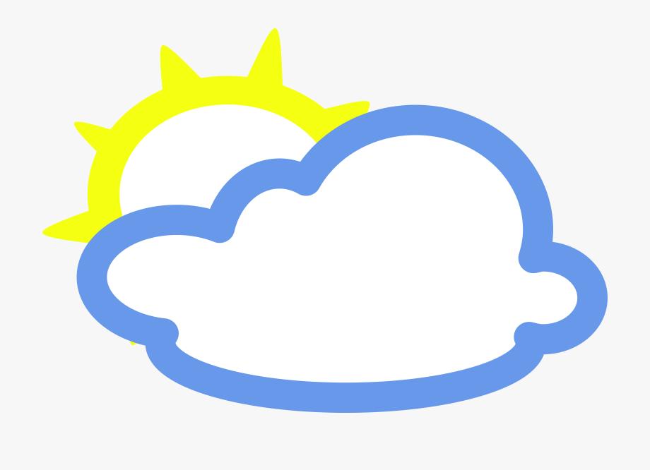 Cloudy clipart awan, Cloudy awan Transparent FREE for.