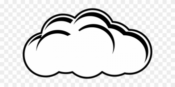 Cloud Clipart Black And White Rainbow Clip Art Rainbow.