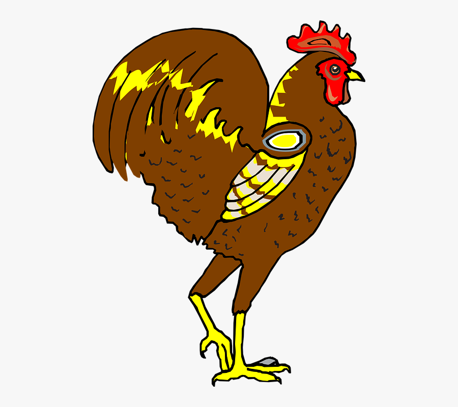 Gambar Kartun Hewan Ayam , Free Transparent Clipart.