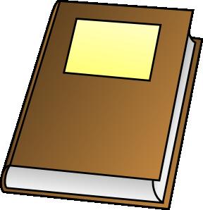 Book Clip Art at Clker.com.