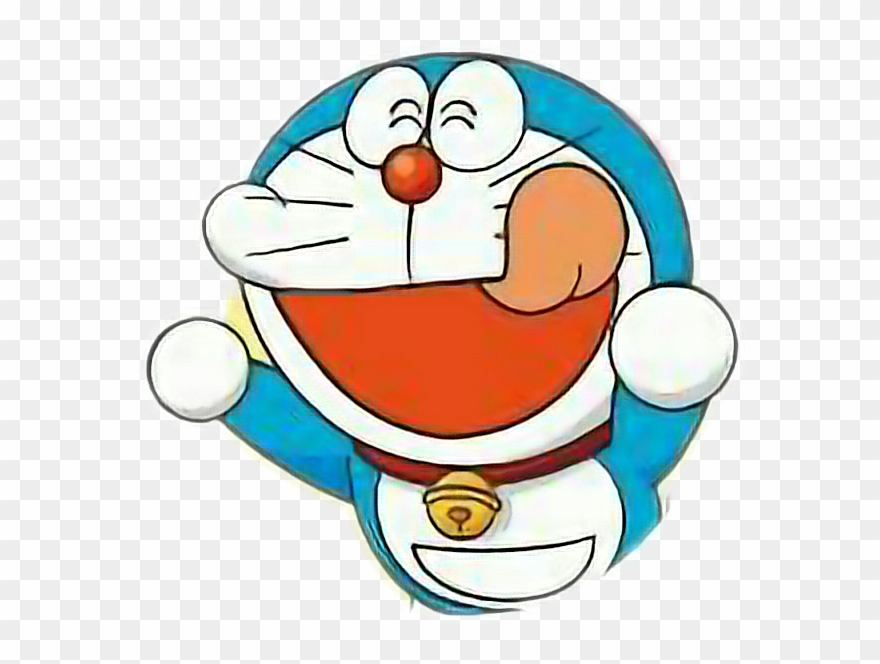Doraemon Clipart Collage.