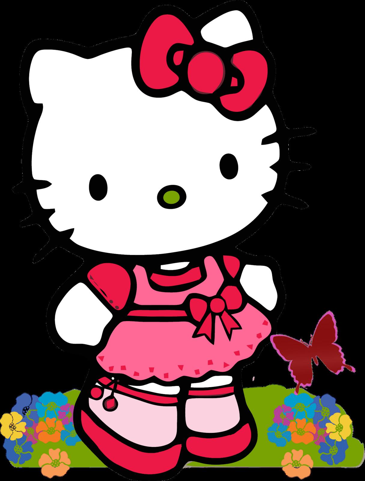 Best Hello Kitty Clipart #13829.