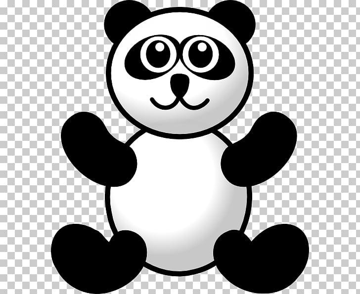 Andy Panda Giant panda Bear Koala , Gambar Kartun Panda PNG.