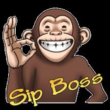 Gambar Lucu PNG Untuk Stiker Chatting Media Sosial..