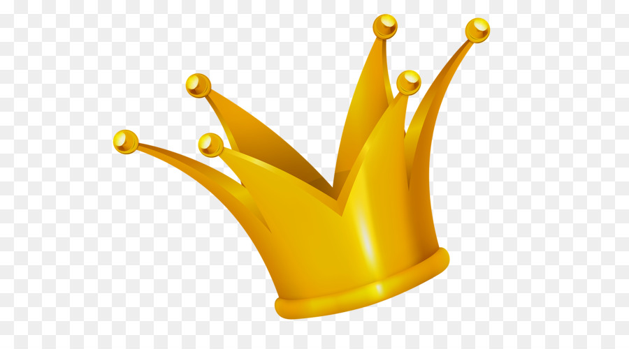 Gold Crown png download.