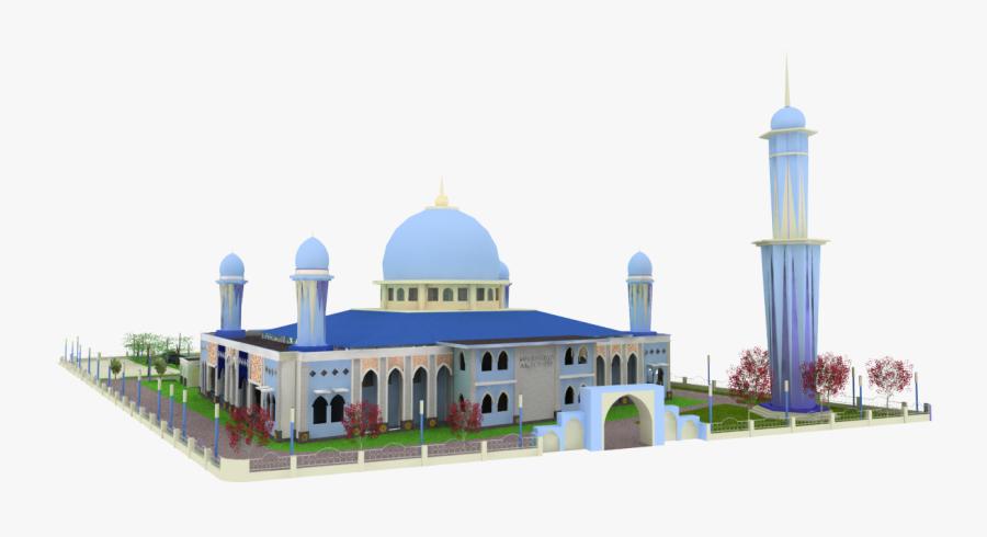 Masjid Png Image.