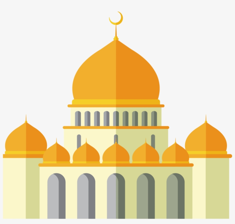 Masjid Background Png.