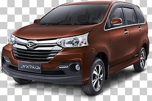Toyota Avanza Daihatsu Xenia Car, innova PNG clipart.