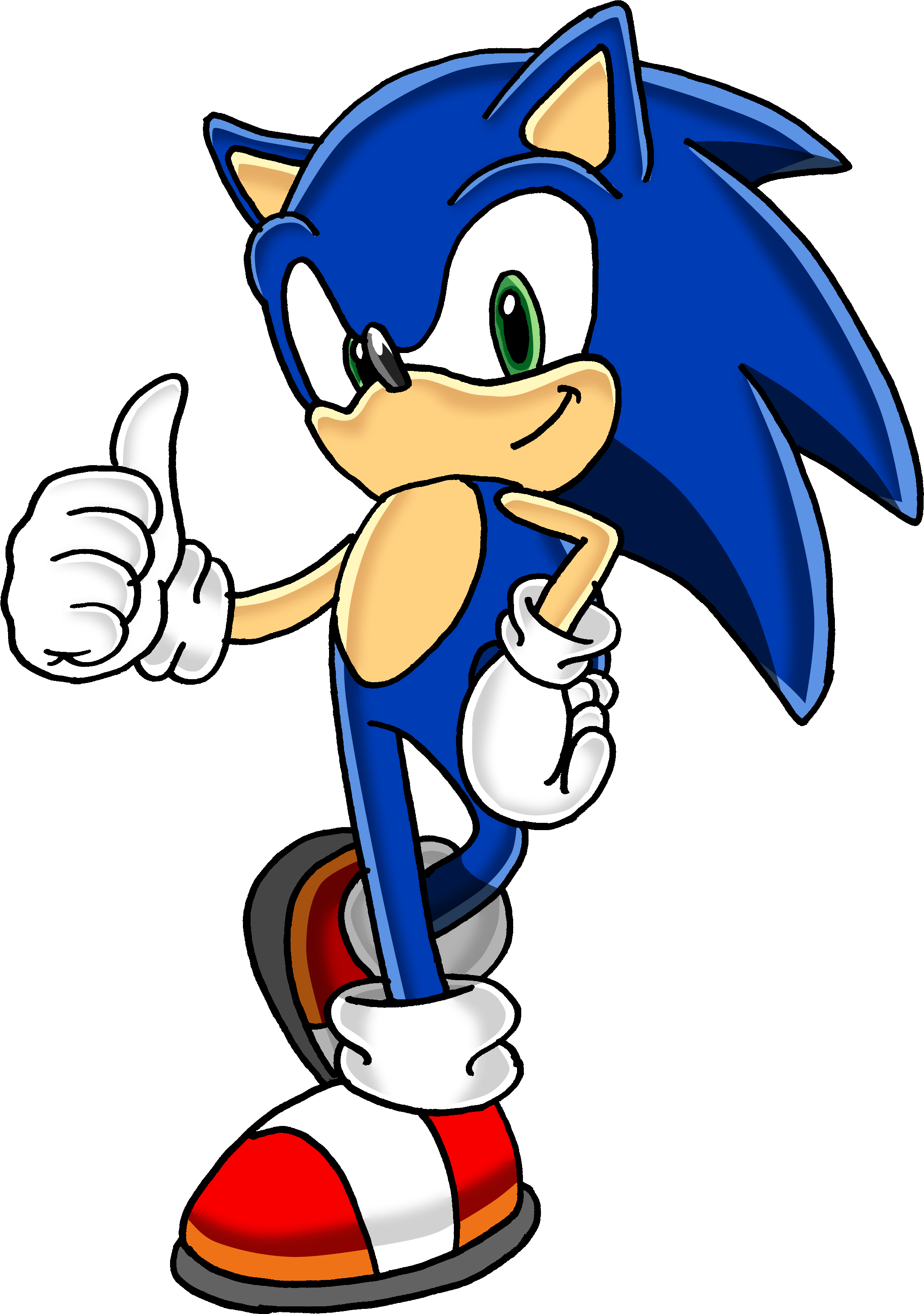 Sonic The Hedgehog PNG Transparent Images.
