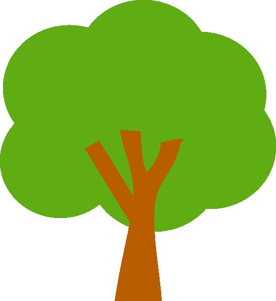 Gambar Kartun Pohon.