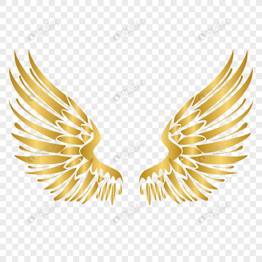 sayap emas gambar unduh gratis_imej 400835433_Format png_my.lovepik.com.