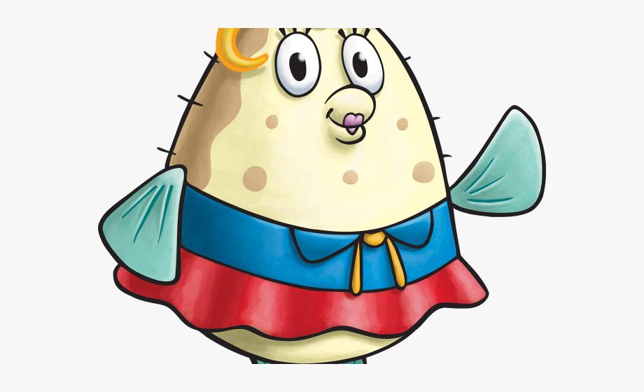 Swimming Clipart Spongebob.