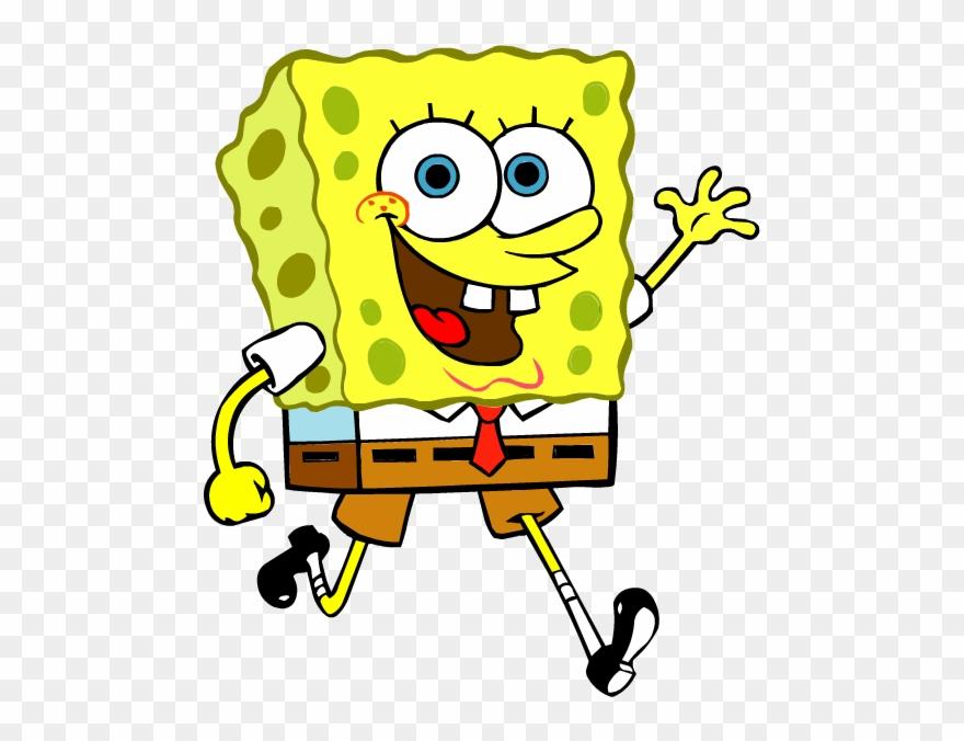 Spongebob Cliparts.