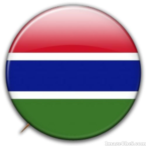 17 Best ideas about Gambia Flag on Pinterest.