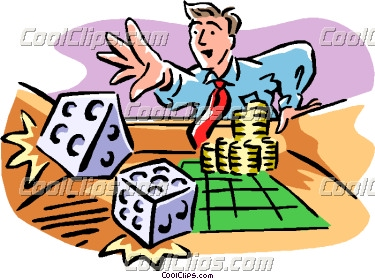 Gambling pictures clip art.