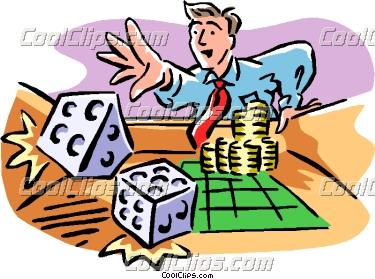 Gambling pictures clip art.