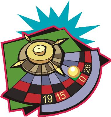 Gambling Animated Clipart.