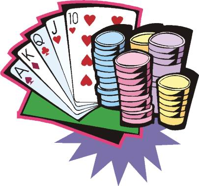 Free Gambling Clipart.