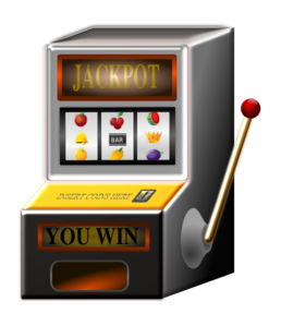 Slot Machine Clip Art at Clker.com.