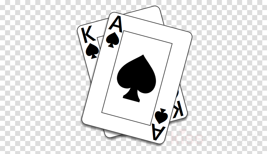 games card game line art recreation gambling clipart.