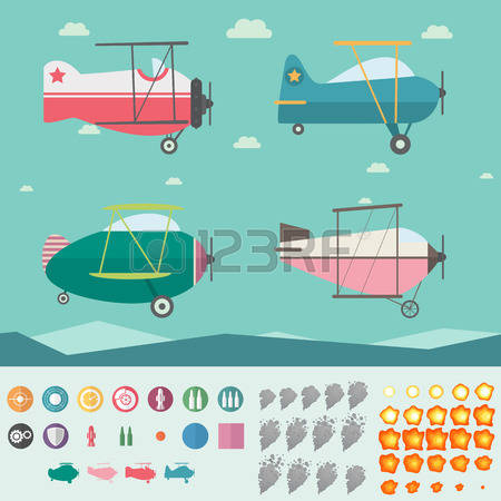 3,599 Plane Game Stock Illustrations, Cliparts And Royalty Free.